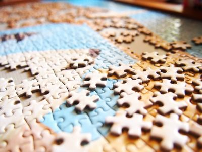 パズルを楽しむ