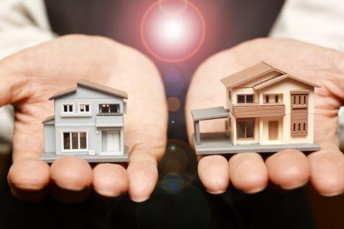 二世帯住宅にするかどうかの選択