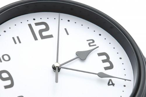 時間を管理する