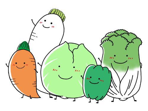 野菜の調理も
